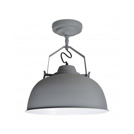 Plafondlamp Urban - Ø 40 cm -  vintage grijs