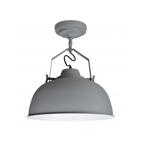 Urban ceiling lamp - Ø 40 cm - vintage grey