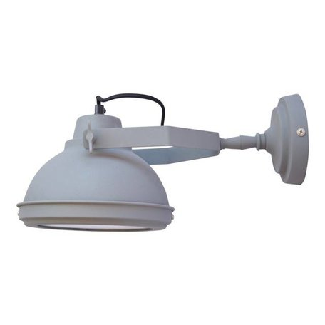Wall lamp Factory - vintage grey