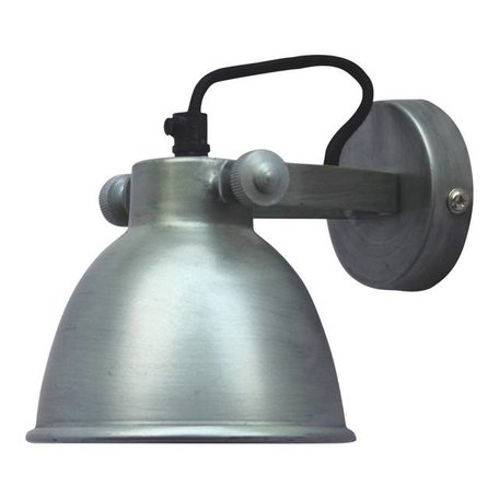 Wall lamp Industrial - antique zinc