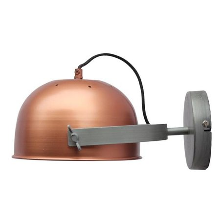 Wall lamp Retro - copper