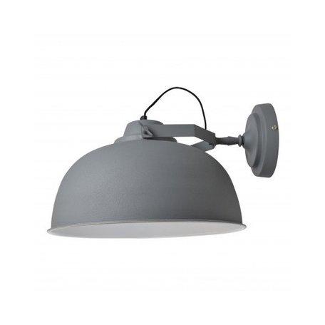 Wall lamp Urban - Ø 40 cm - vintage grey