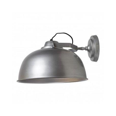 Wall lamp Urban - Ø 40 cm - antique zinc