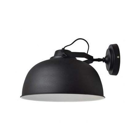 Wall lamp Urban - Ø 40 cm - vintage black