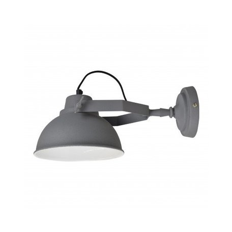 Wall lamp Urban - Ø 20 CM - vintage grey