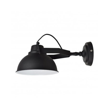 Wall lamp Urban - Ø 20 CM - vintage black
