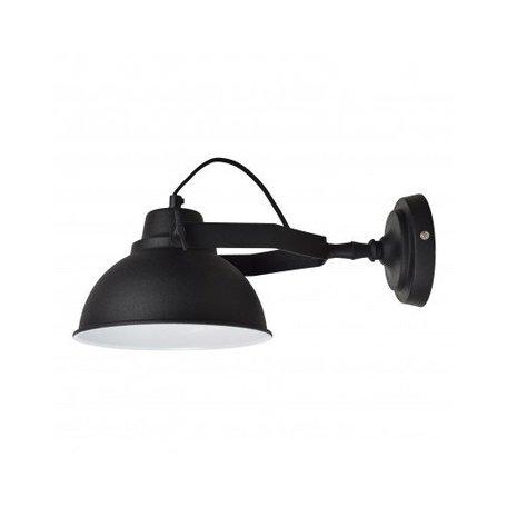 Wall lamp Urban - Ø 20 CM - vintage black