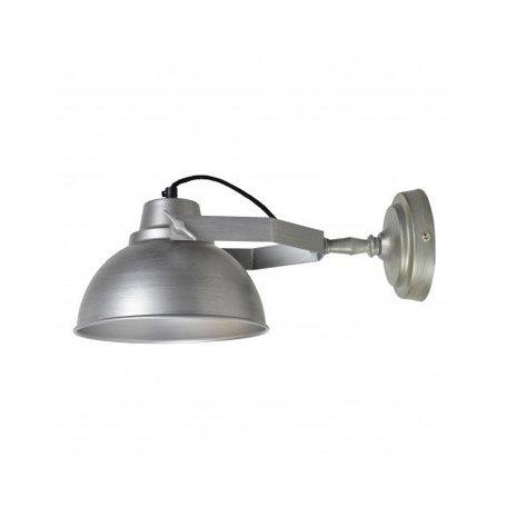 Wandlamp Urban - Ø 20 CM - antiek zink