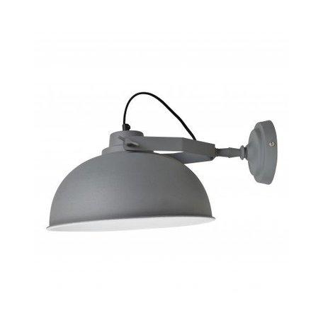 Wall lamp Urban - Ø 30 CM - vintage grey