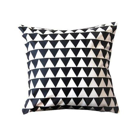 Cushion cover triangle