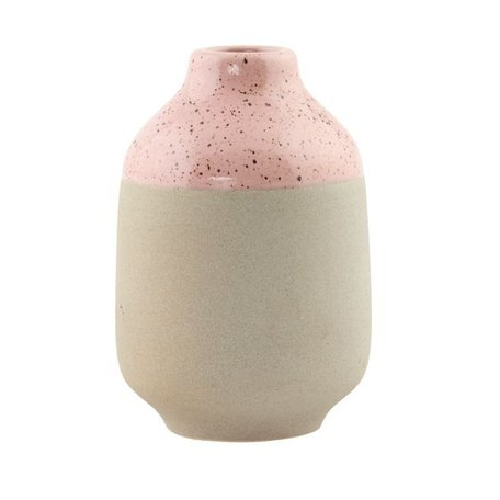 Dipped vase Earth - pink