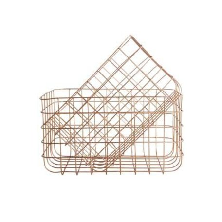 Simply - Basket - Copper