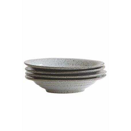 Diepbord / schaal Rustic - Ø 25 cm