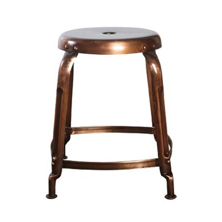 Stool Define - copper