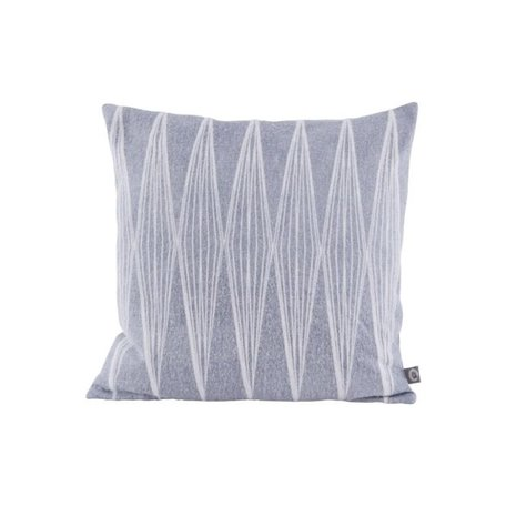 Cushion cover Graphic - grey