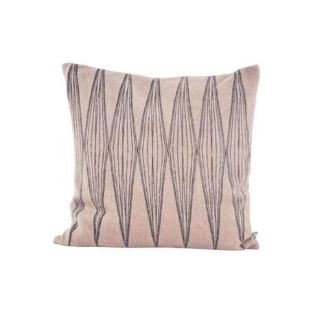 Cushion cover Graphic - pink