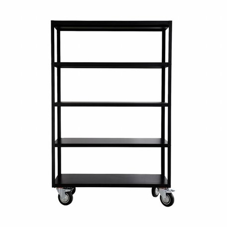 Trolley Rack - matt black