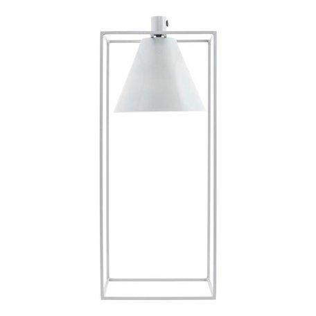 Tafellamp Kubix - grijs