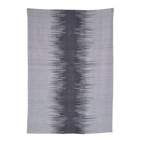 Tea towel Electric - grey