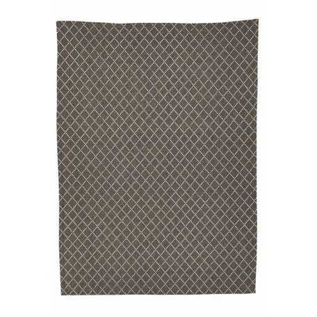 Tea towel - dark grey