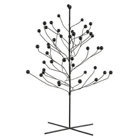 Iron tree - black