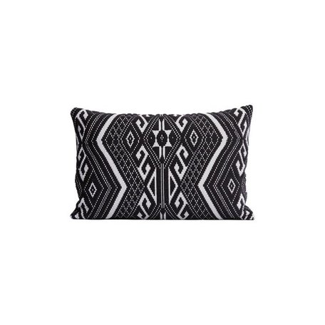 Cushion cover - Andy - black white