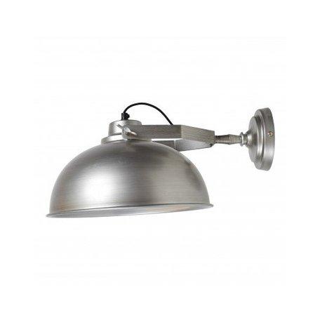 Wandlamp Urban - Ø 30 CM - antiek zink