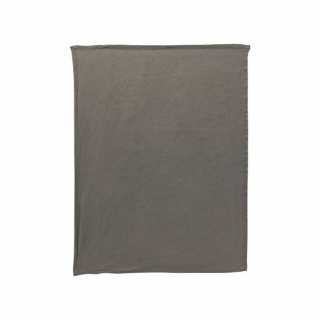 Linen Tea Towel By - Green