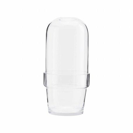Glass Bell - H 25 cm