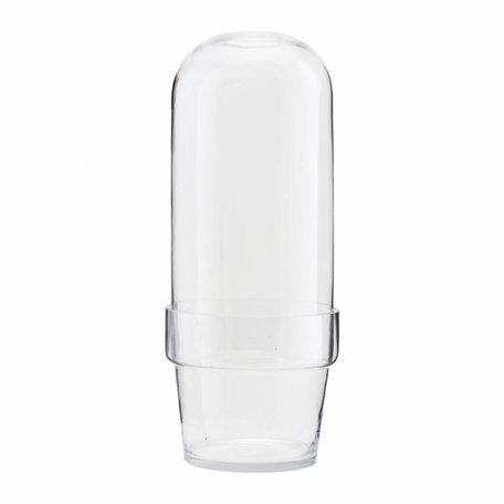 Glass Bell - H 32 cm