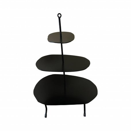 The etagere - Black