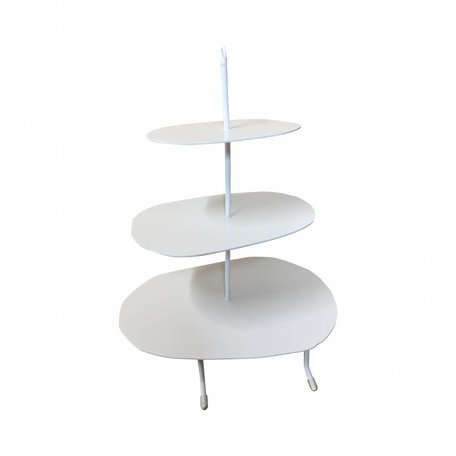 The etagere - White