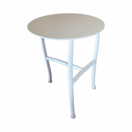 The table S - White