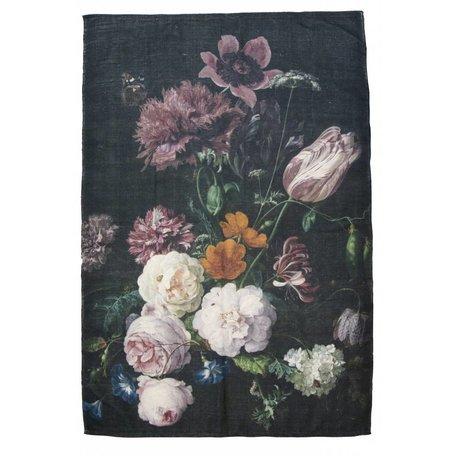 Bloemen vloerkleed - Bouquet