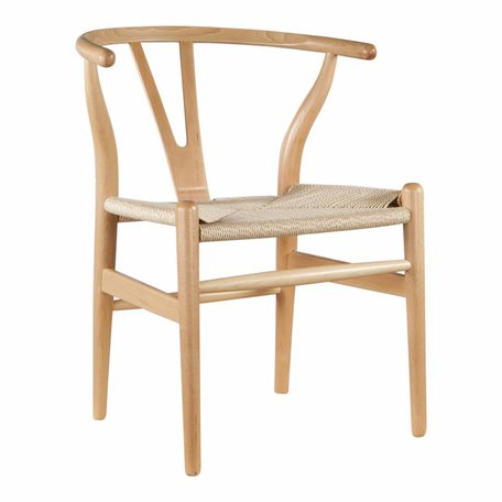 Wishbone chair - Naturel
