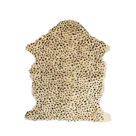 Vacht geit - Luipaard bruin