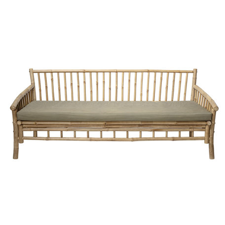 Bamboo sofa - Sole
