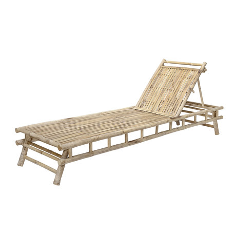 Bamboo daybed Sole
