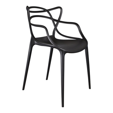 Design chair Flinder - Black