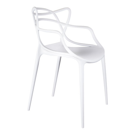 Design chair Flinder - White