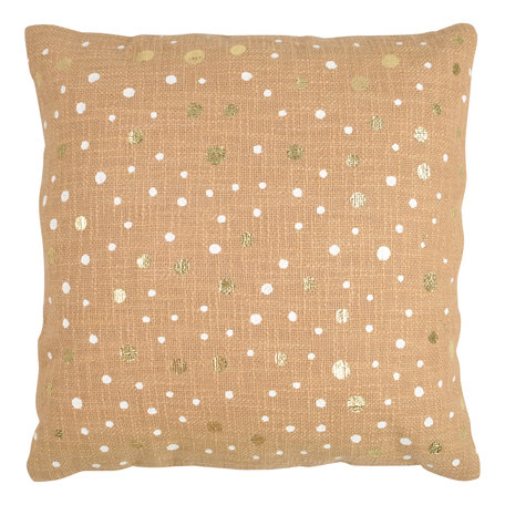 Cushion Dot - Peach / Nude
