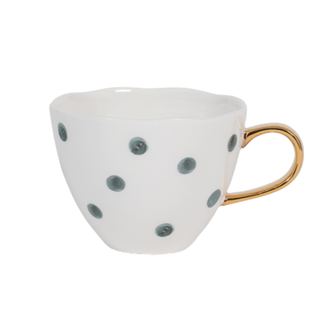 Good morning cup - Small dots