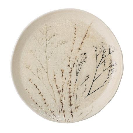 Bea bord - Handmade - Ø27,5 cm