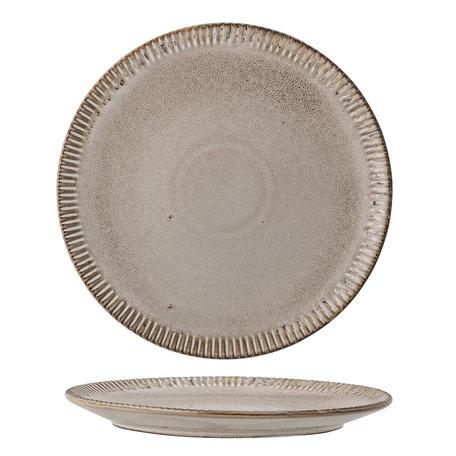 Thea bord - Handmade - Ø 27 cm