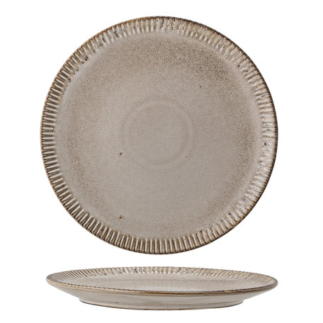 Thea plate -  Handmade - Ø 27 cm