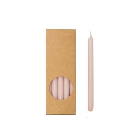 Long pencil candles - Blossom