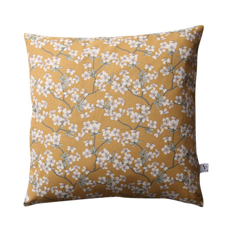 Cushion Amalie - Mustard