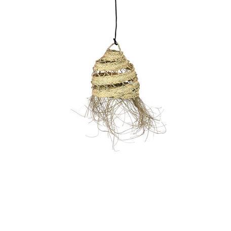 Essaouira zeegras hanglampje - Open
