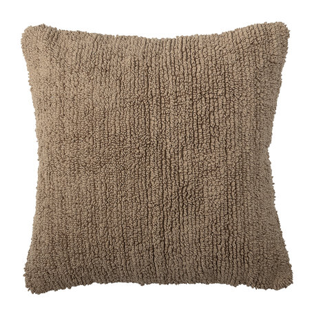Teddy cushion - Brown