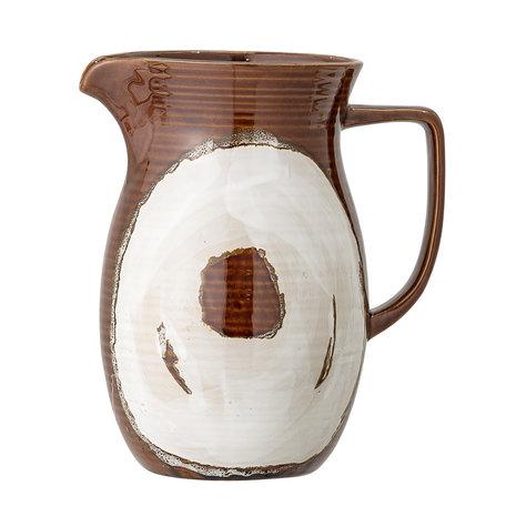 Willow jug -  Stoneware